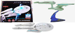 STAR TREK USS ENTERPRISE NCC-1701 2009 MOVIE Playmates (Electronic) NEW IN BOX