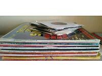 Bundle Of LPs Records / Albums / Singles