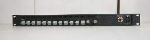 RTS Telex KP-12 Rackmountable 12-Position Intercom Keypanel