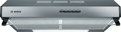 Bosch DUL63CC50 Unterbauhaube Edelstahl 60cm Unterbau Dunstabzugshaube Serie 4