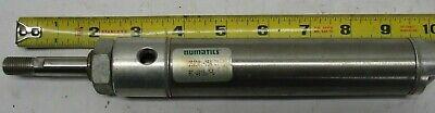 Numatics 6 Stroke Pneumatic Cylinder 1250d01-05a-01 Rc-481-667-6 Used