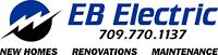 EB Electric - New Homes - Renovations - Maintenance