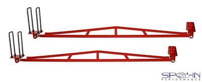Dodge Ram Traction Bars - Extreme Duty Rear Traction Bars | 1994-2002 Dodge Ram 2500 & 3500 (no tow) 4x4