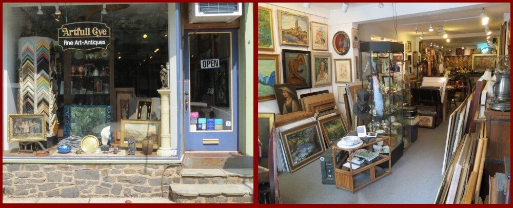 Artfull Eye Lambertville NJ