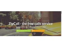 Unlimited free conference calls; instant setup; no 084/087 charges