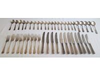 Silver Cutlery set for great price just £30 (open to offers)