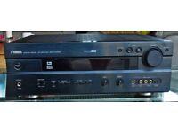 Yamaha DSP-AX630SE Audio/Video Home Cinema Digital Amplifier