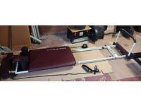 Pilates Performer exercise machine