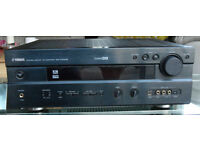 YAMAHA DSP-AX630 6.1 DIGITAL HOME CINEMA AMPLIFIER - bargain price !