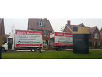 House Removals Redditch Bromsgrove Studley and all surrounding areas by 'Dads Removals'