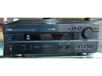 Yamaha Dsp ax630Se Home Cinema Amplifier (great sound)