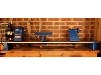Woodturners Lathe Record CL1 for sale. £180.00 ovno.
