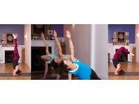 New Term of Yoga Classes with Esme