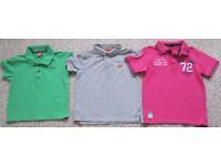 Boys clothes age 5 – 8, 50p-£3 per item