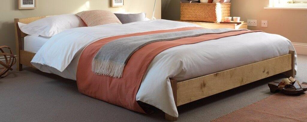 Warren Evans Oriental King size bed frame