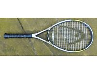 HEAD Intelligence Tennis Racket + carry case + HEAD racket bag + tennis balls.