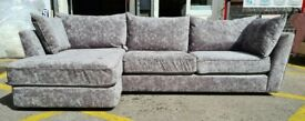 Brand New Next Solene Large Corner Chaise - Left Hand (5 seats) RRP £1750