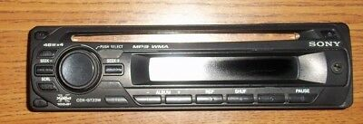 Used, Sony CDX-GT23W Faceplate Only- UNTested for sale  Shipping to India