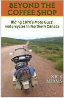 Motorcycle Travel Book