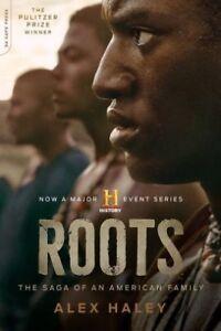 Roots Paperback Novel