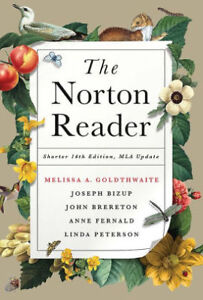 The Norton Reader (Fourteenth Edition) - NEW