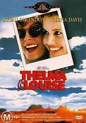 Thelma and Louise DVD