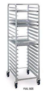 I'm looking for baker racks that hold oversized trays