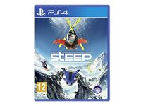 Steep ps4 perfect condition