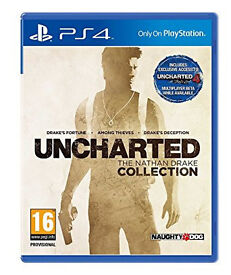 Uncharted ''The Nathan Drake Collection'' (PS4)