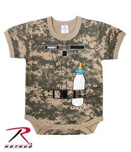 Baby Boy Army Camo Clothes