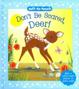 Don't Be Scared Deer - Soft To Touch