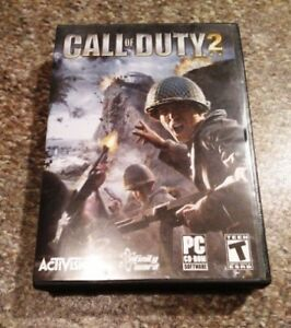 Call of Duty 2 - Never Used