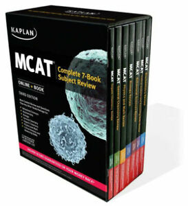 NEW Kaplan & Examkrackers MCAT Books $250 obo