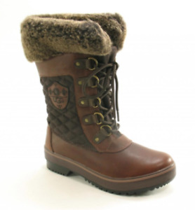 Brand New UGG Boots - Brown & Fur