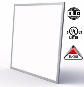 LED PANEL LIGHT 2ft X 2ft DIMMABLE ON CLEARANCE ***SALE*** $55 cUL DLC Listed