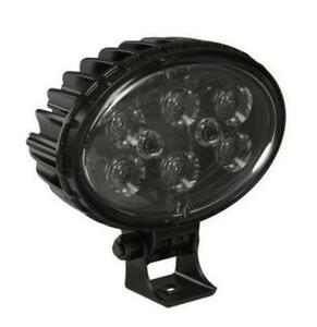9-32V  Black LED Flood Light with harness