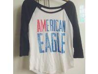 American Eagle top