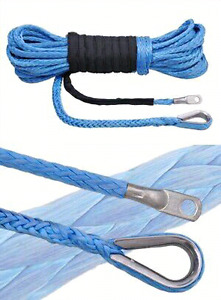 Winch Rope - 4500 or 5500lbs