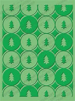 Cuttlebug A2 emboss folders (Winter trees, Palm Tree )- $8 each