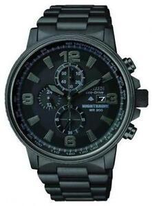 Citizen Watch - Mens Eco-Drive Nighthawk  CA0295-58E
