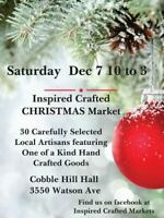 Inspired Crafted Christmas Market