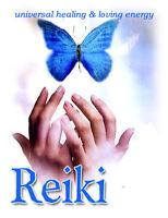 Reiki & Chakra Balancing