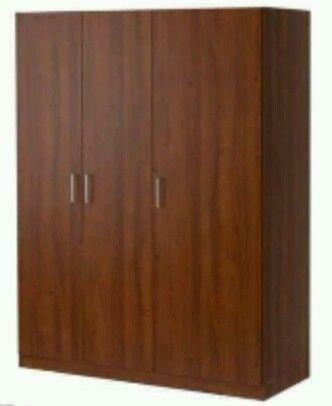 Ikea 3 Door Wardrobe Ebay