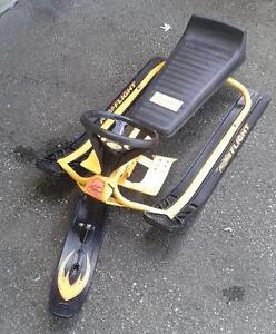 Heavy Duty Snow Racer  - new condition