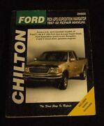 Chilton Truck Repair Manual