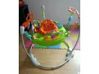Roaring Rain forest Jumperoo