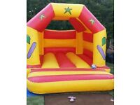BOUNCY CASTLE HIRE from £50 a Day Bedford Milton Keynes Luton St Neots