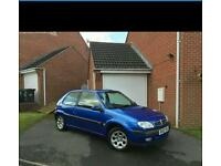 Citreon Saxo VTR