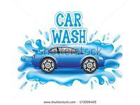 Car Wash Trolley Wash for Rent