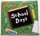 School Days Scrapbook Album